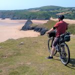 bikepacking in Wales