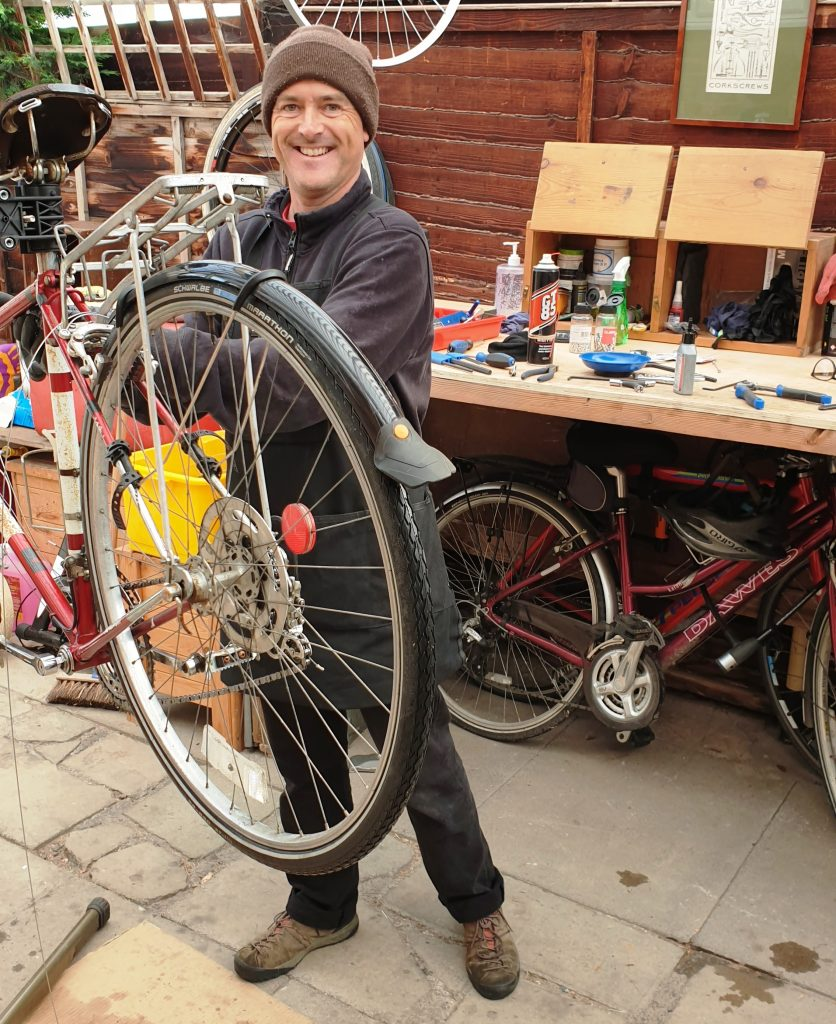 bicycle repairs, malvern