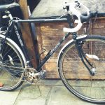 dawes galaxy, touring cycle repairs